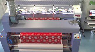 Sürdürülebilir Tekstil Baskısı Epson monna lisa evo tr