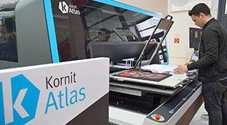 Kornit Digital Analog Baskı kornit atlas