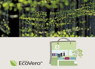 Lenzing Offers More Sustainability and Transparency to Industry ecovero brand industrial forests