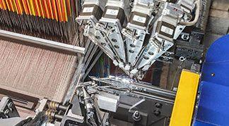 Vandewiele RCE2 + ile Halı Dokumada Dijital Güç