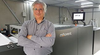 Mouvent Changes the Rules of Digital Textile Printing Cenk Elkatip