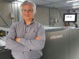 Mouvent Dijital Tekstil Baskısında Kuralları Değiştiriyor