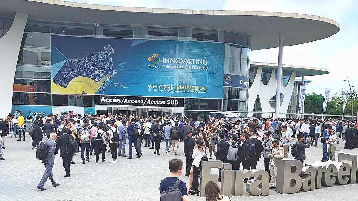 ITMA 2019'da İnovasyon Yol Gösteren Oldu
