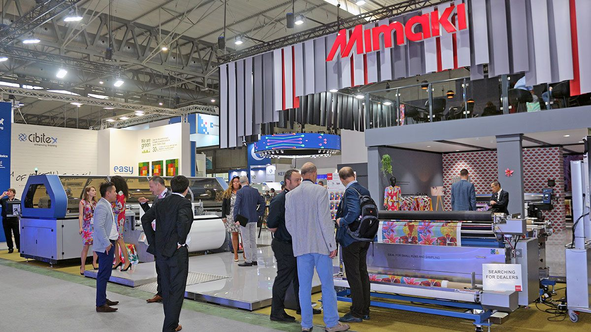 Mimaki Introduces Hybrid Solution in Textile Printing