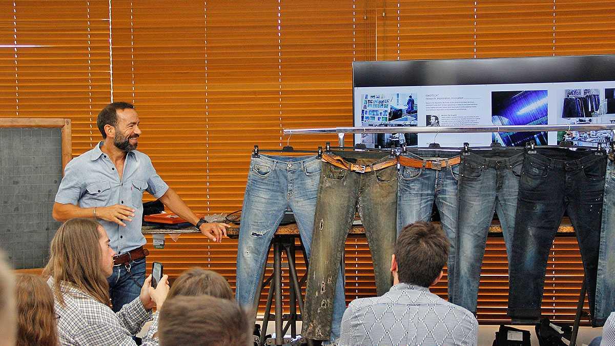 Responsible Innovation at ISKO Washing Seminar