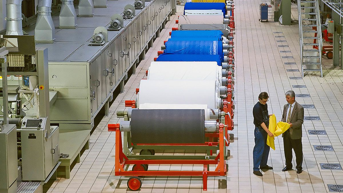 Trend Increase in Textile Machinery Shipment Continues in 2018