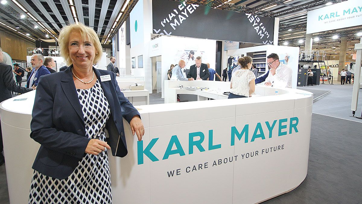 KARL MAYER Remains the Centre of Technical and Digital Innovations