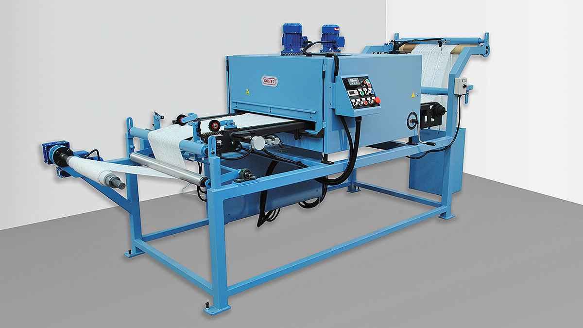 Comez Tekstil Laboratuvarları İçin Yeni Terbiye Makinesini Tanıttı