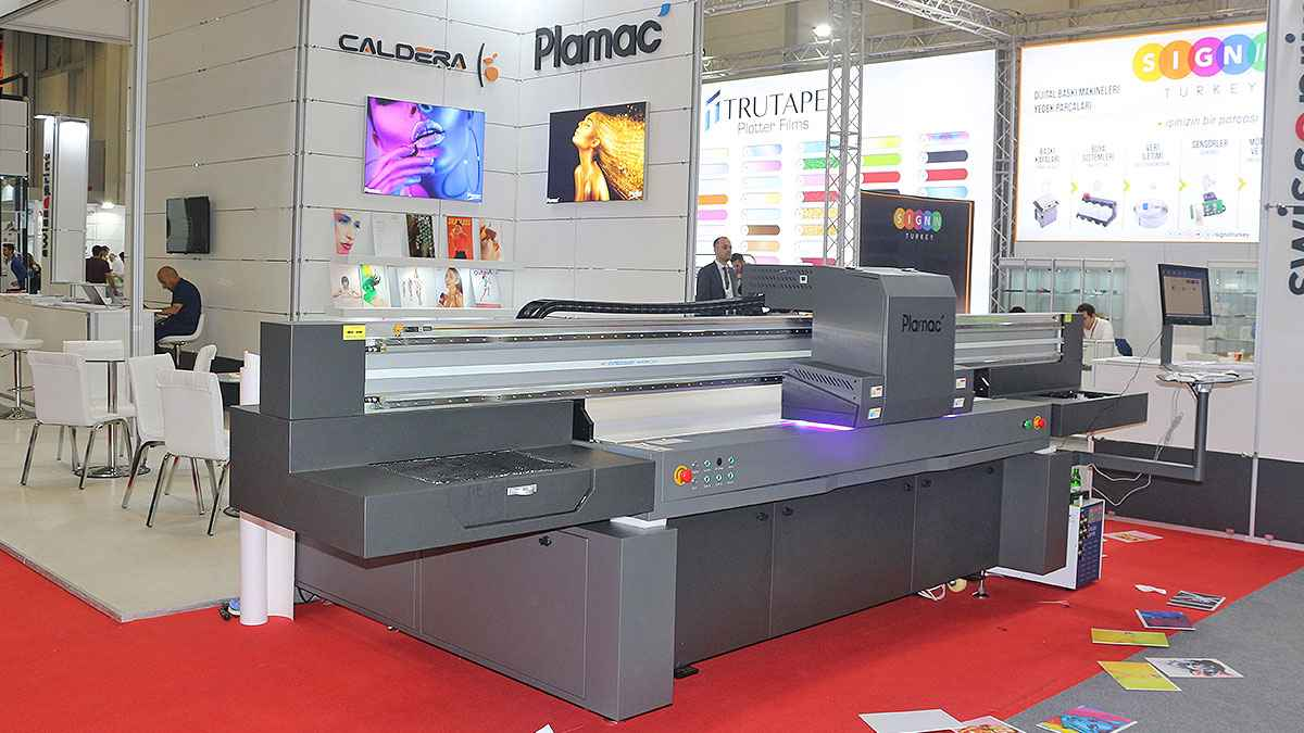 MU6090 is a New Option for the Printing Industry