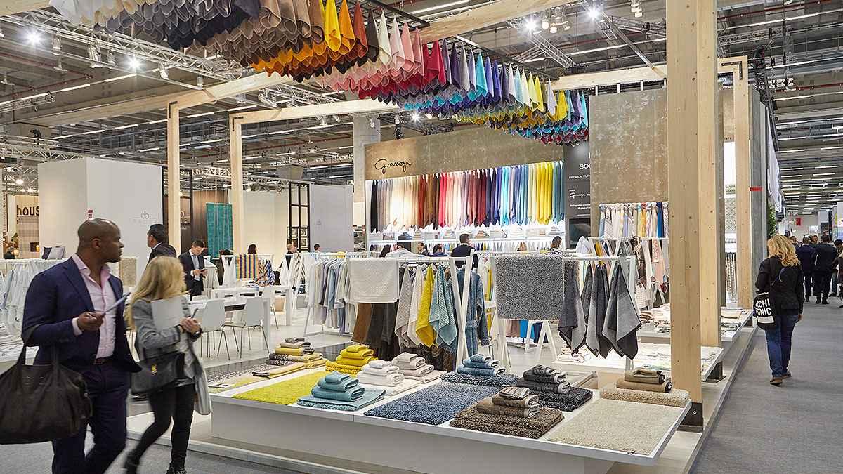 Heimtextil 2020 'de Tekstil Teknolojilerinin Alanı Genişledi