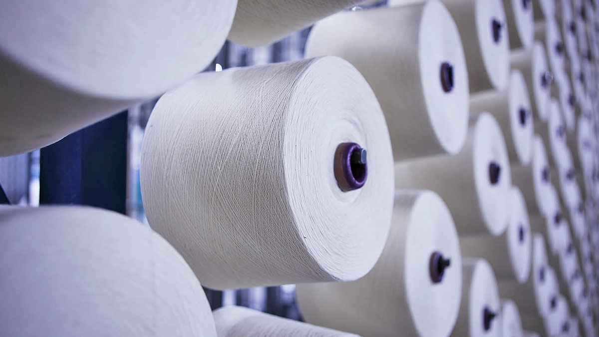 Global Fabric and Yarn Production Begins with an Increase