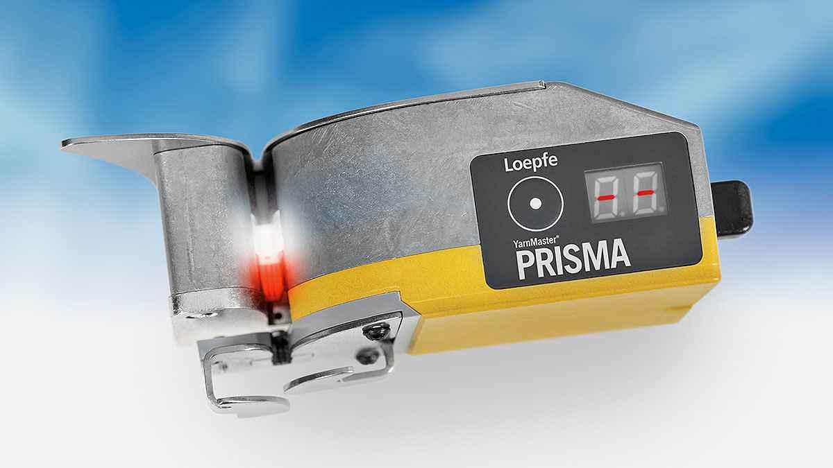 Loepfe PRISMA ile İplik Kalite Kontrolünde Kuralları Değiştiriyor