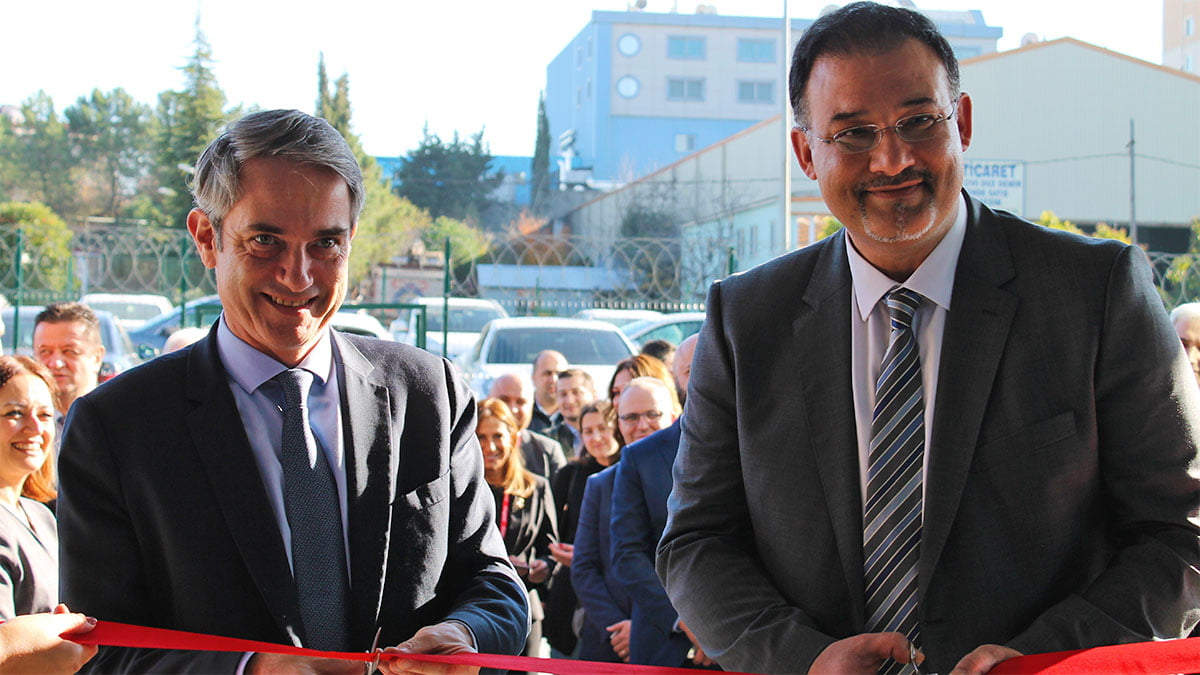 Legrand Türkiye'ye 5.5 milyon euroluk yatırım yaptı