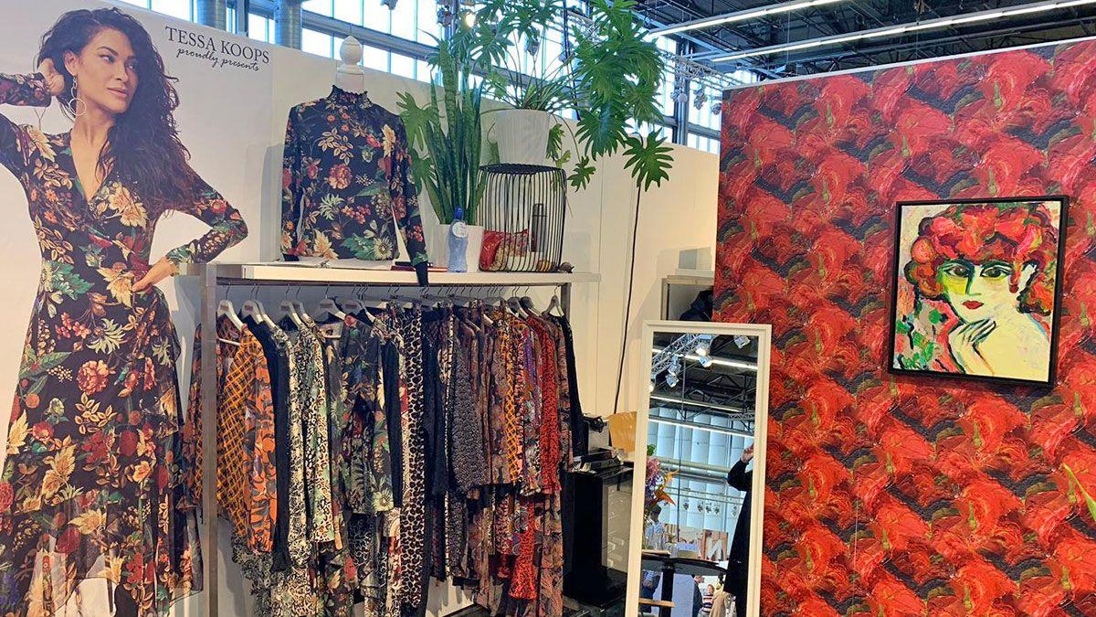 Tessa Koops ve Mimaki iş birliği yeni moda vizyonunu yansıtıyor