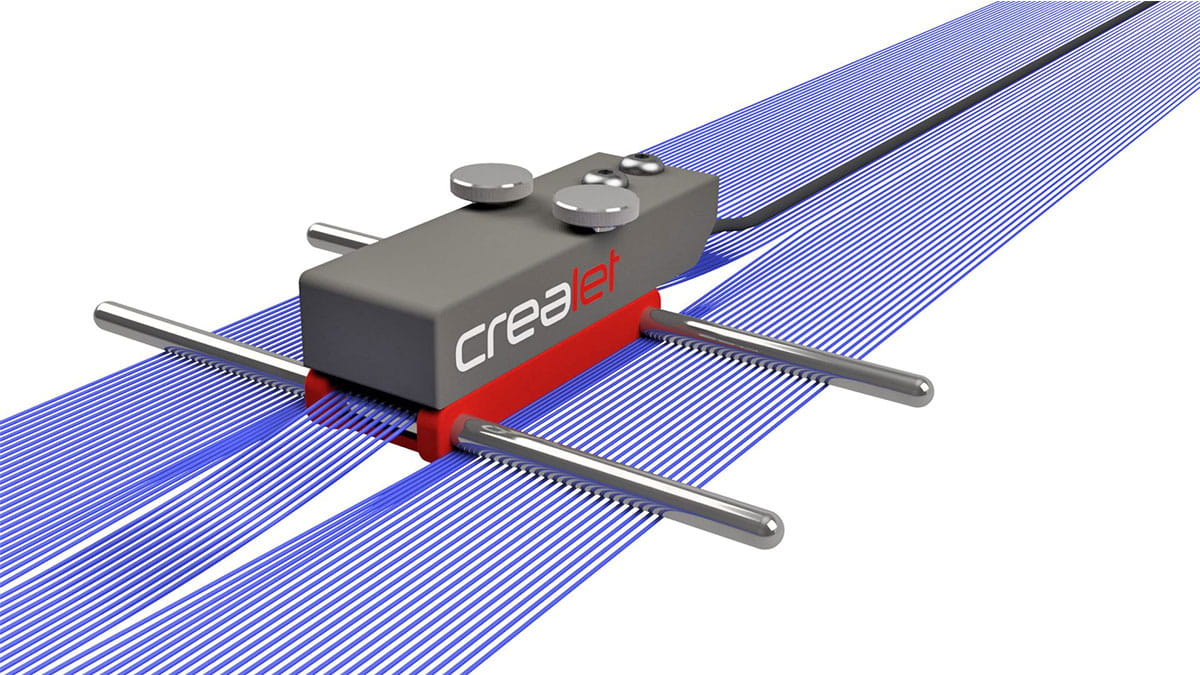 New Tension Meter LC from Crealet and its advantages