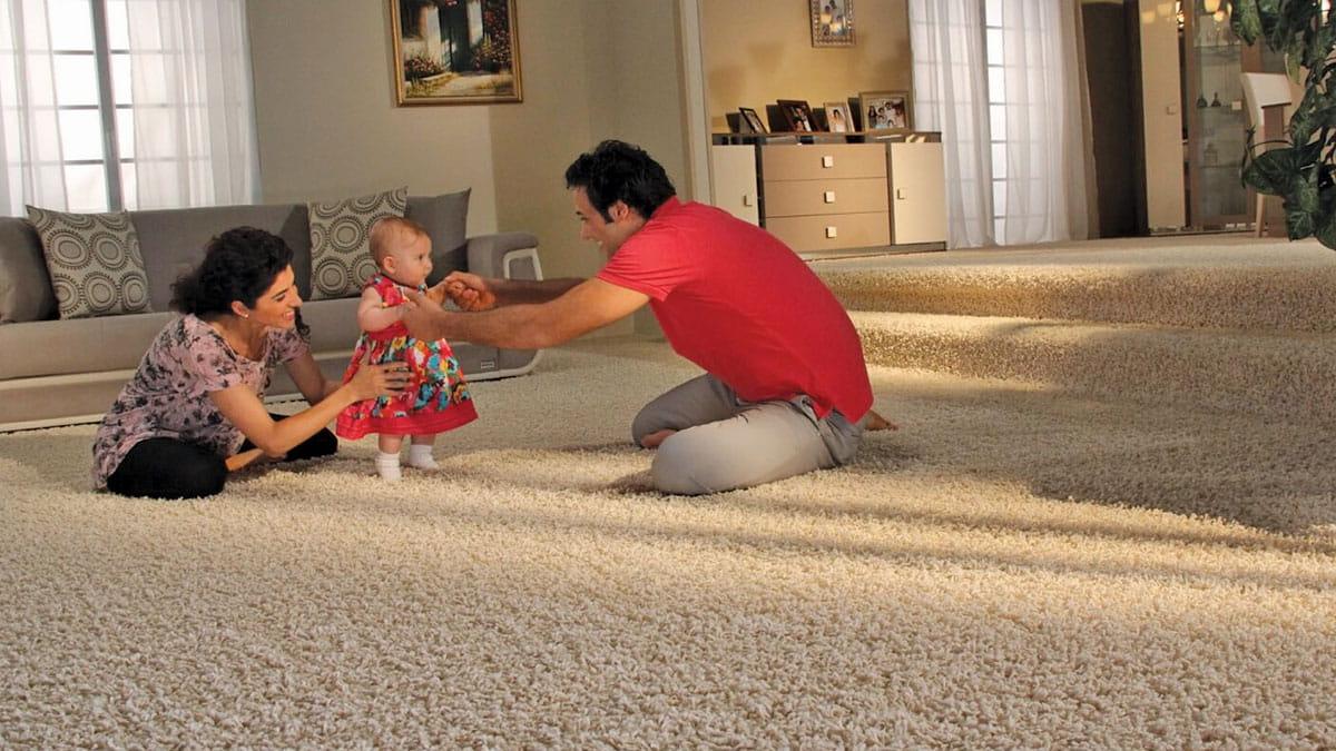 Dinarsu preferred Brückner's carpet back coating lines