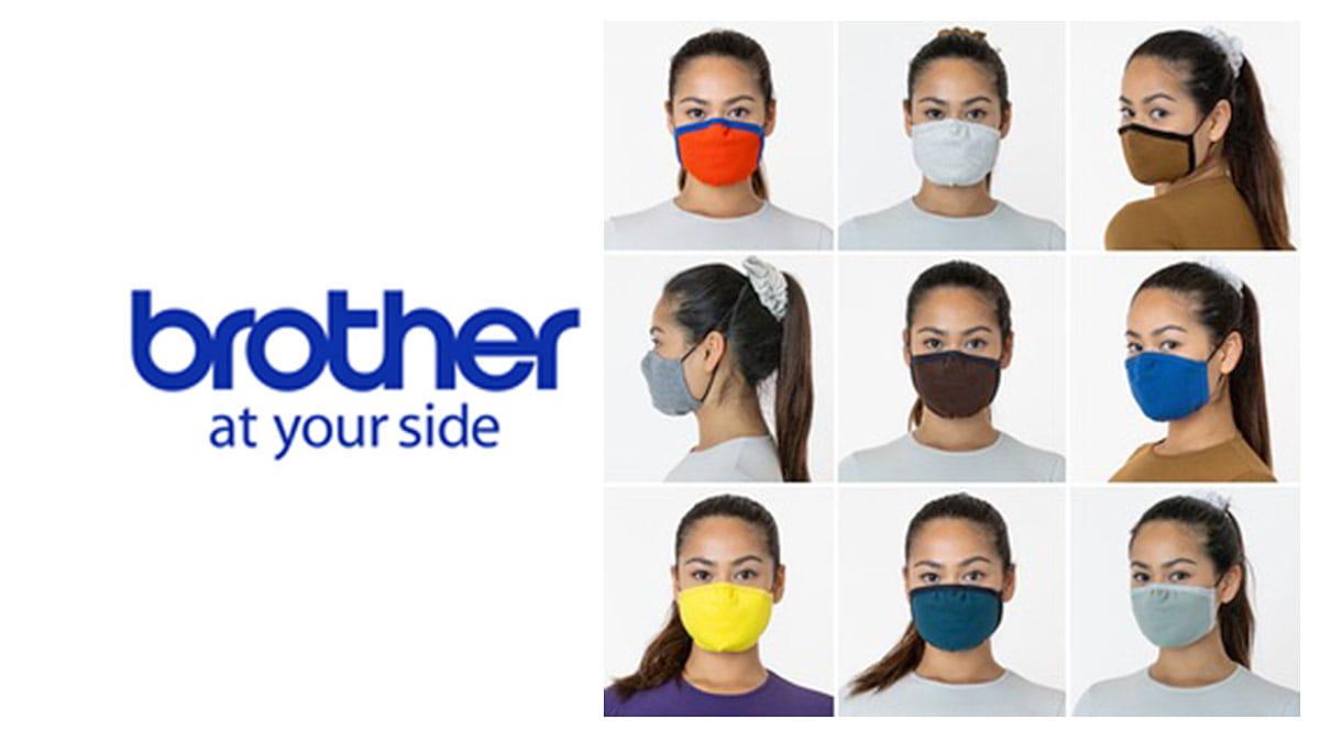 Dokuma Haberleri: Brother International, ABD'nin coronavirüs mücadelesini destekliyor