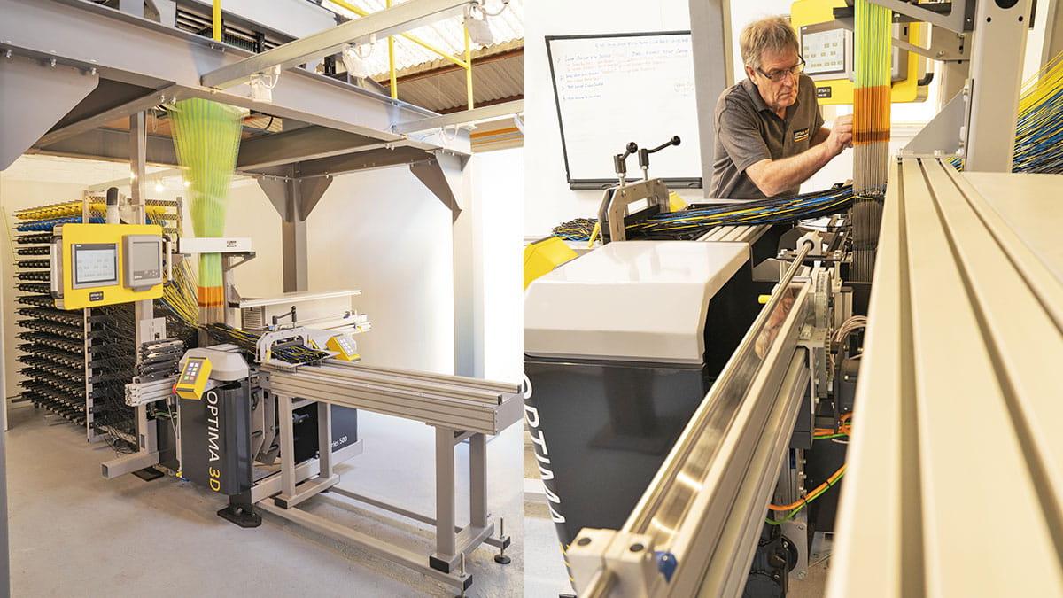 Optima 3D dokuma makineleri kompozit sektörüne gelişmiş çözümler sunuyor