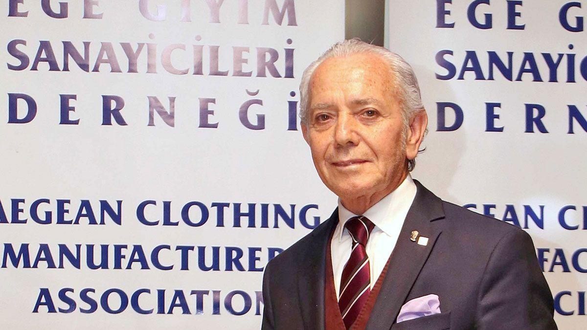 EGSD Yönetim Kurulu Başkanı Hayati Ertuğrul