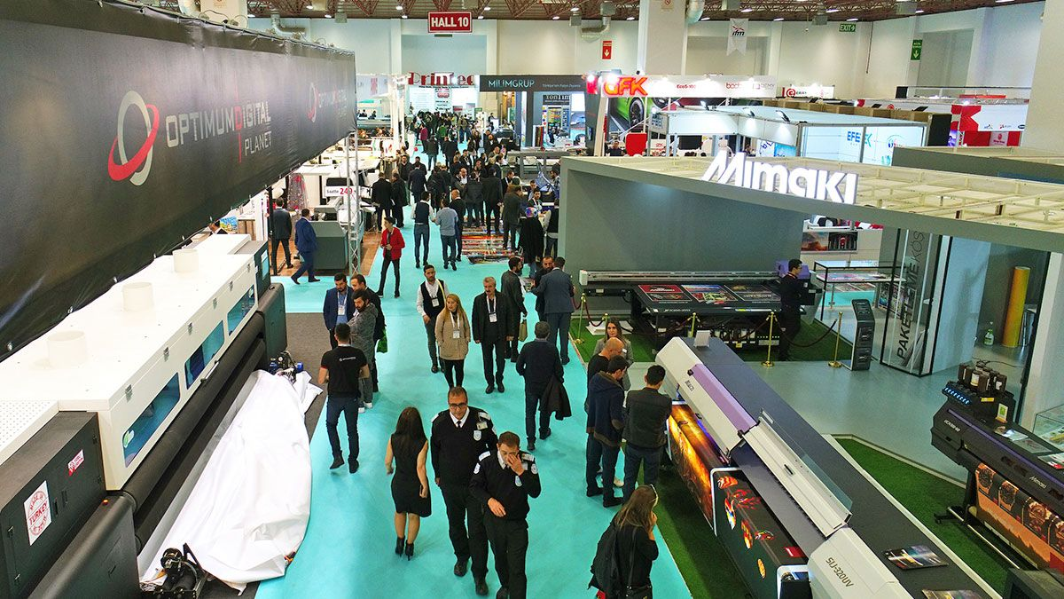 Mimaki is the main sponsor of FESPA Eurasia!