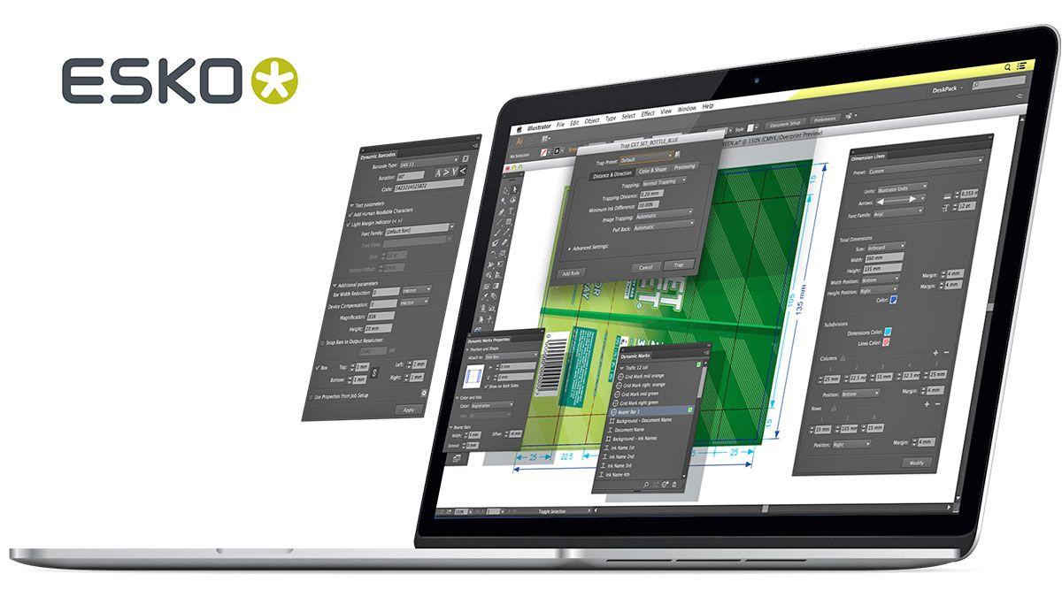 GIS ve Esko dijital baskıda işbirliği yapıyor