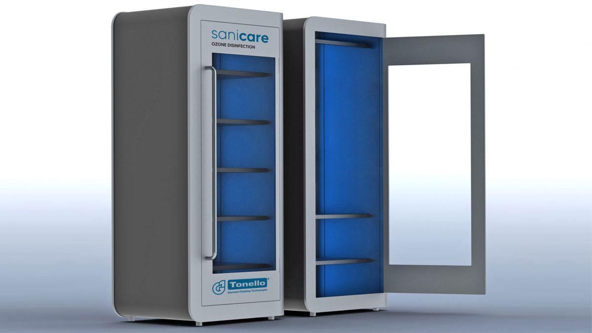 Tonello çözümleri ozon gazı ile virüsleri durduruyor