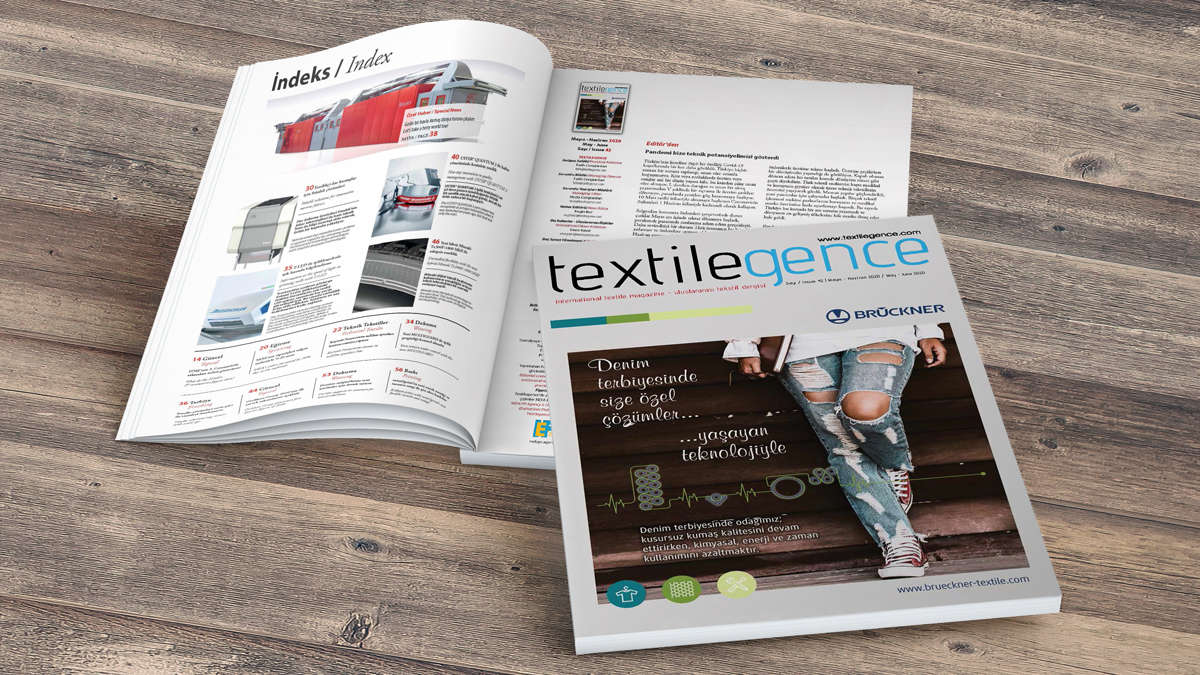 Textilegence May June 2020 has been published