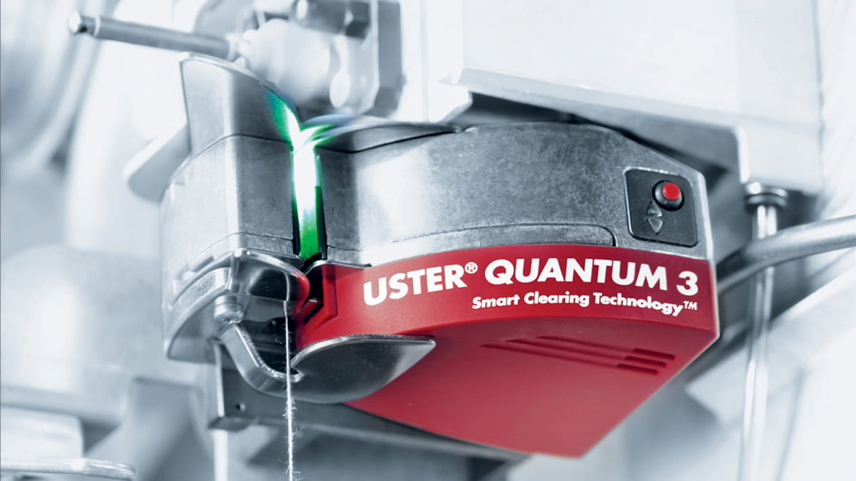 USTER QUANTUM 3 ile kalite yönetiminde kesintisiz yenilik