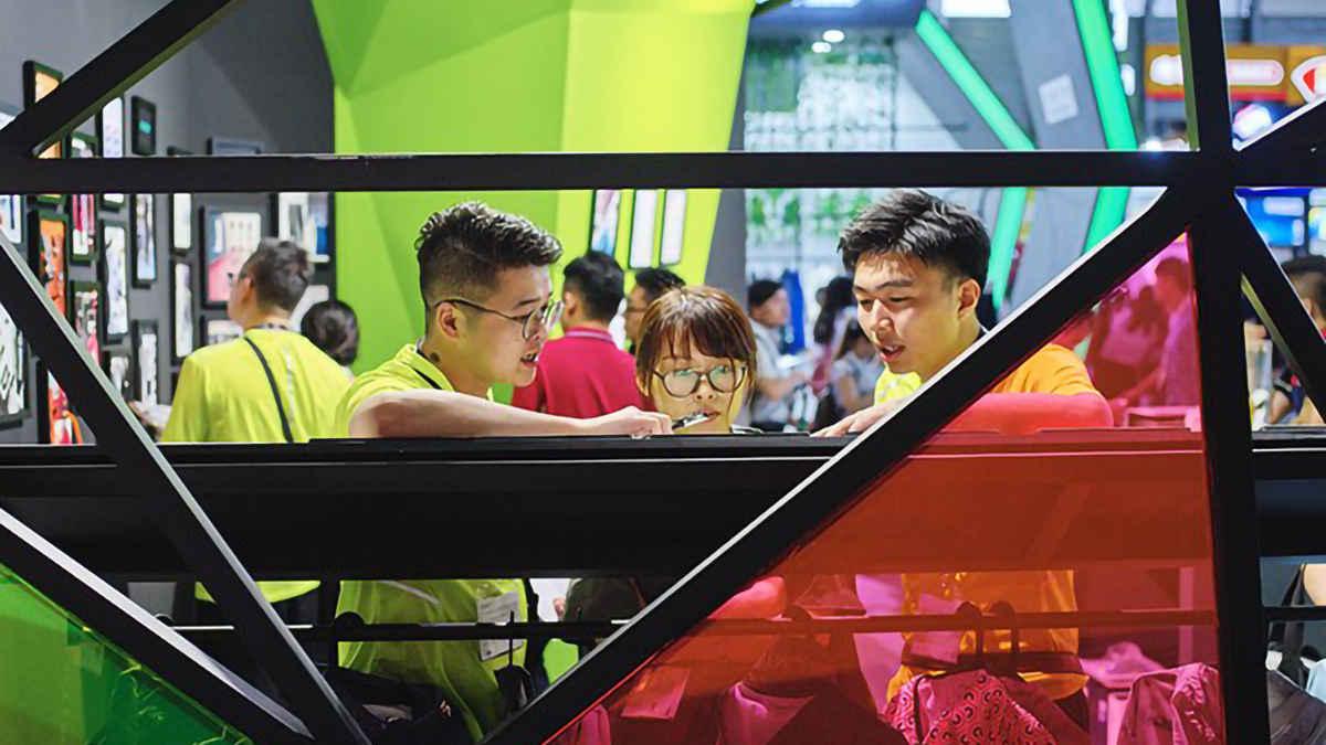 The Sport Industry met at ISPO Shanghai 2020