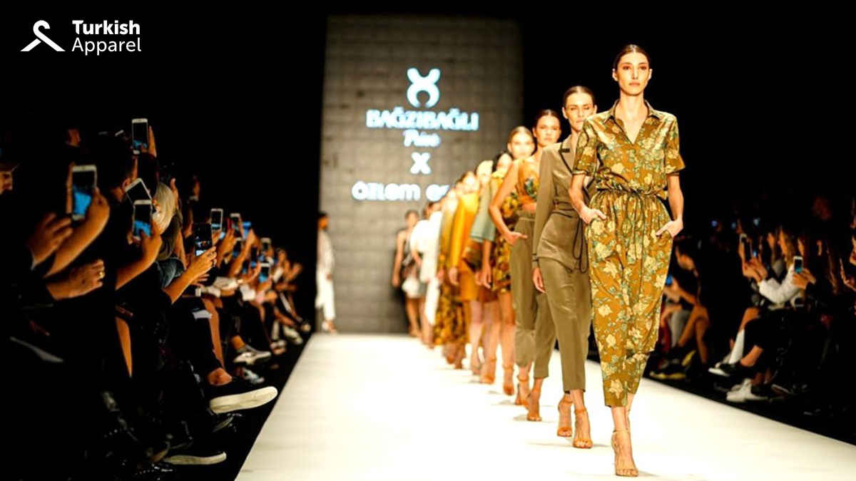Mercedes-Benz Fashion Week Istanbul takes the stage online