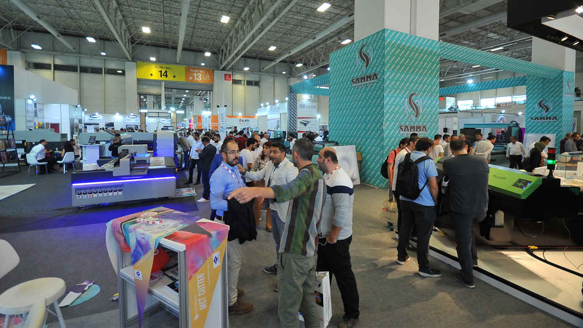Sign Istanbul and FESPA Eurasia postponed to 2021 due to pandemic