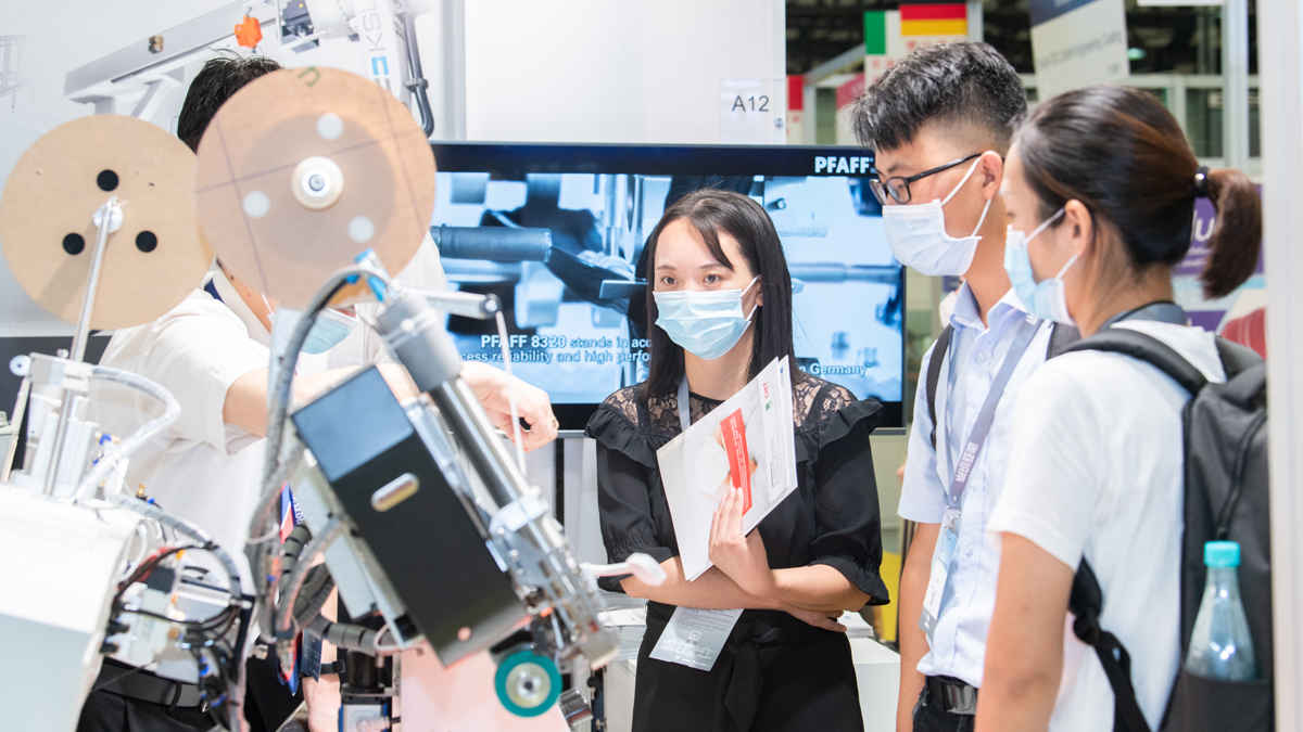 Cinte Techtextil China 2020 succeeded despite coronavirus