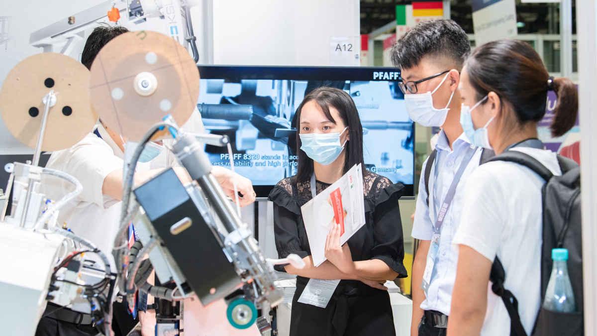 Cinte Techtextil China 2020 koronavirüse rağmen başarı yakaladı