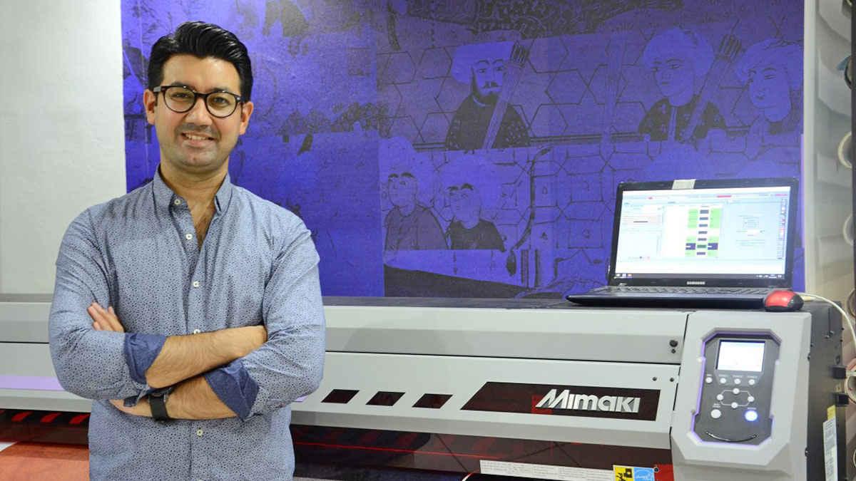 Endüstriyel Reklam Sektörü Mimaki UJV100-160 'ı Çok Sevdi  - Emre Yıldız