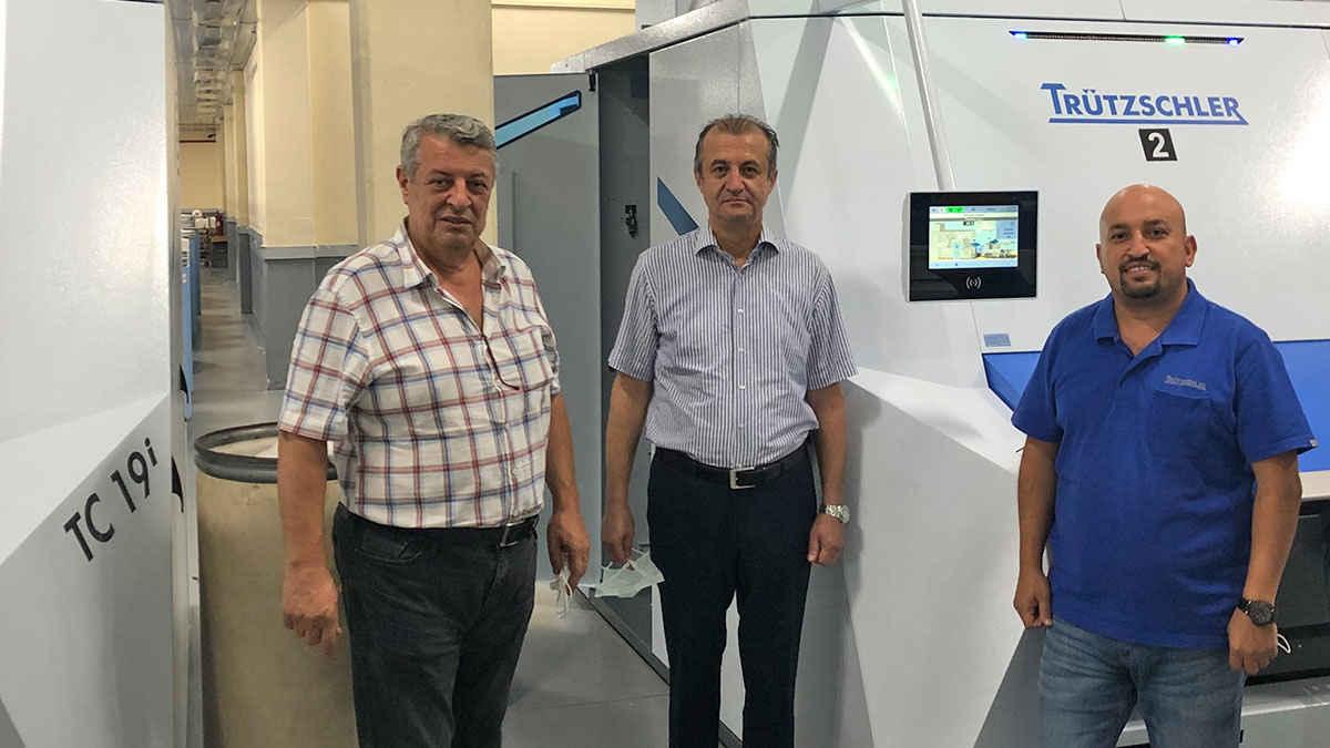 TC 19i tarağı yapay elyaf işlemede yeni bir ölçüt oluşturuyor
