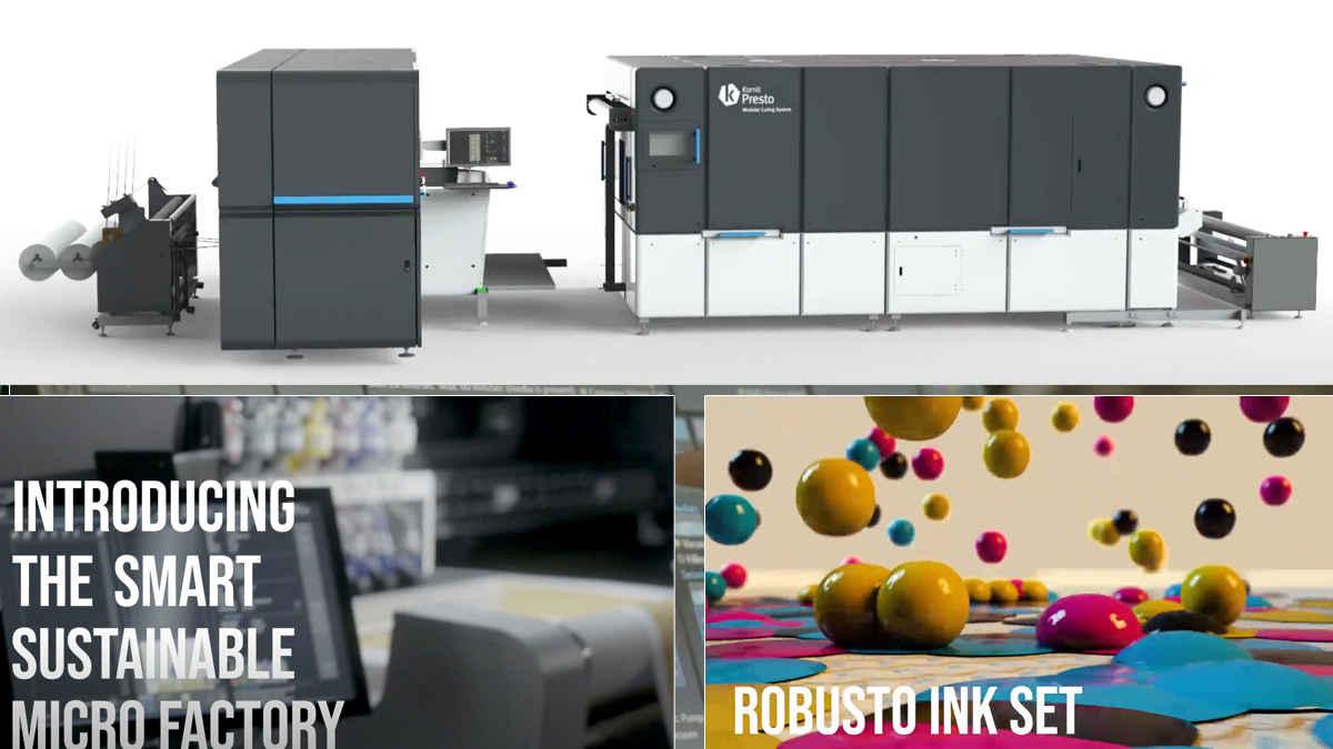 Kornit Microfactory perakende sürecini yeniden tanımlıyor