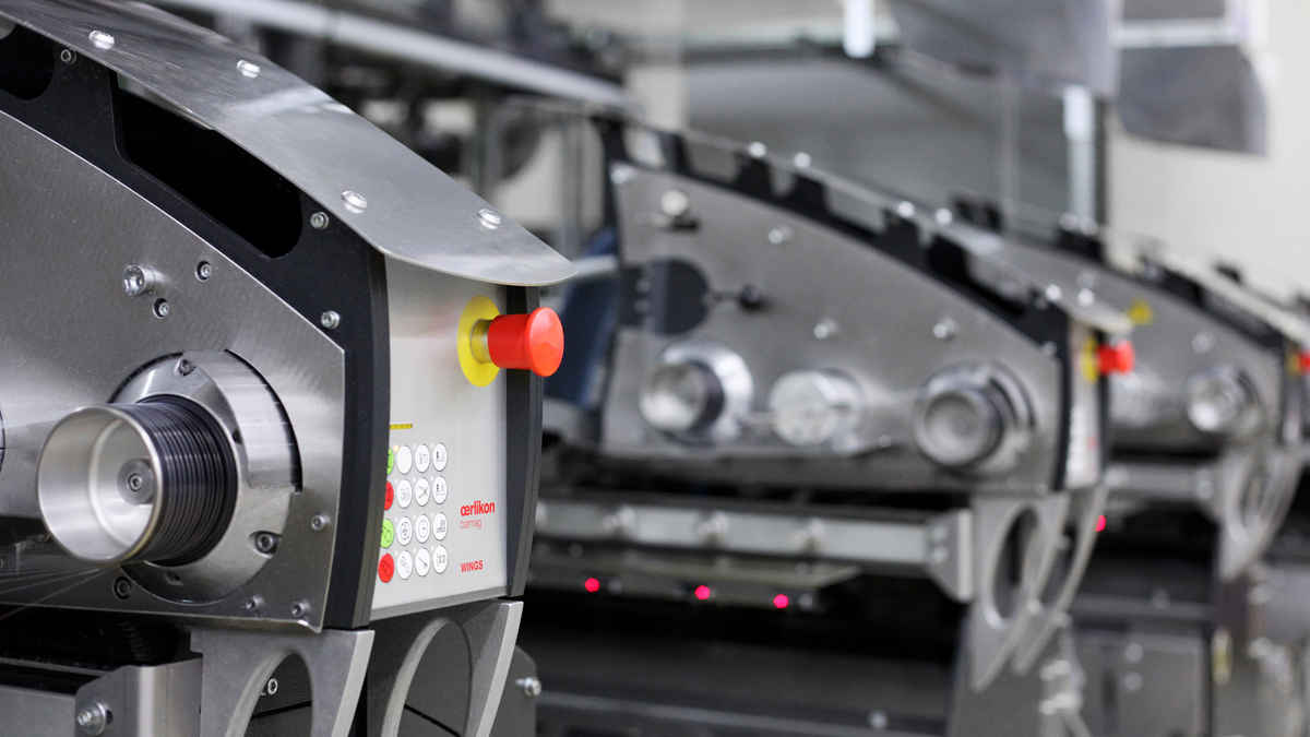 Oerlikon, akıllı fabrika sayesinde daha az atığı mümkün kılıyor