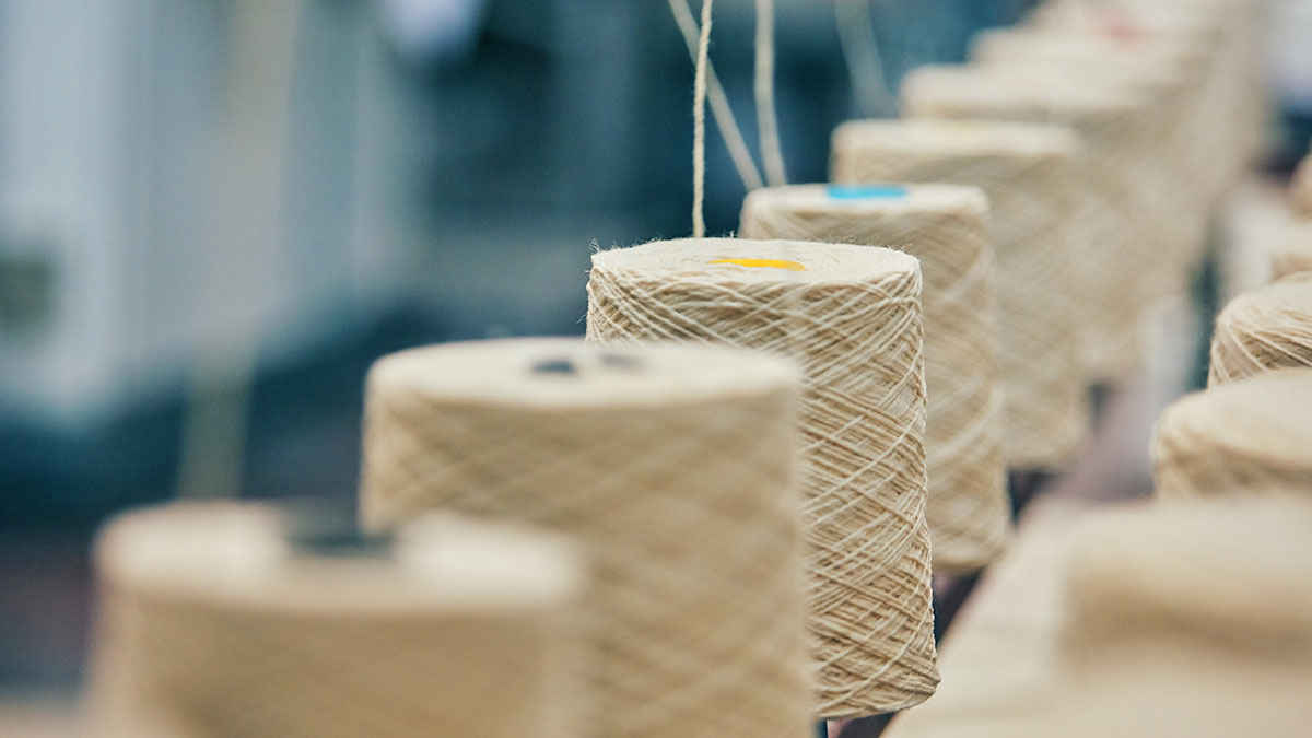 Limited decrease in textile industry exports despite the pandemic