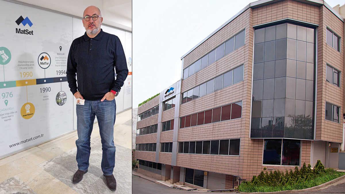 MatSet, Kornit'i tekrar Türkiye pazarıyla buluşturuyor