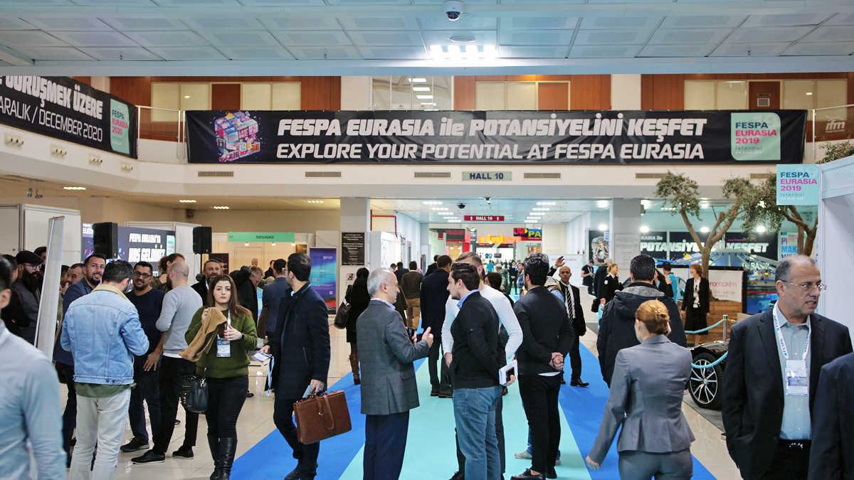 FESPA Eurasia 2021 baskı sektörünü yeniden canlandıracak