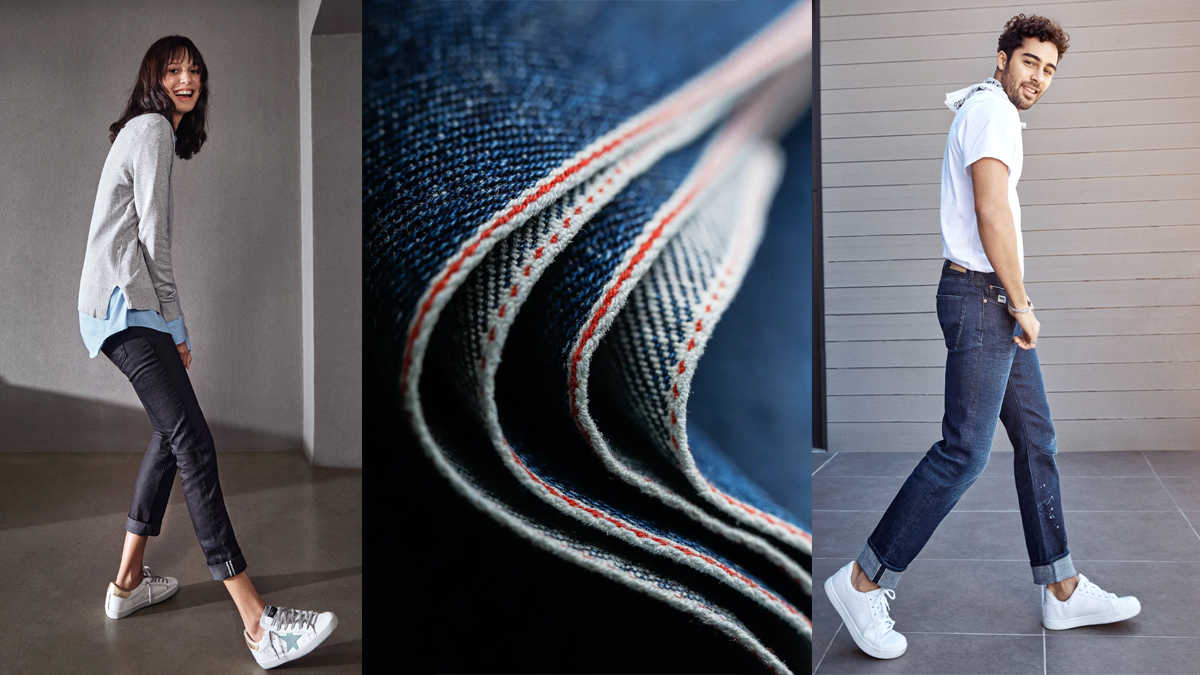 21st century reinterpretation of denim fabric: ISKO Selvedge