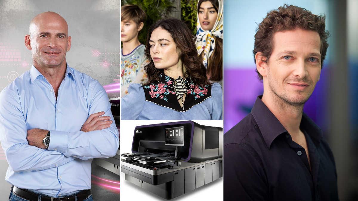 Dijital baskılı giyim üretiminde yeni standart: Kornit MAX
