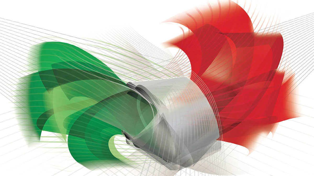 Italian machinery manufacturers with their advanced solutions at ITMA Asia