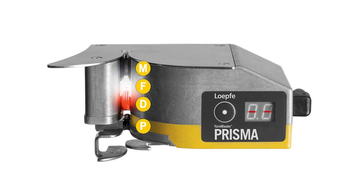 İplik temizlemede 4 sensör gücüne sahip YarnMaster PRISMA, ITMA Asia'da