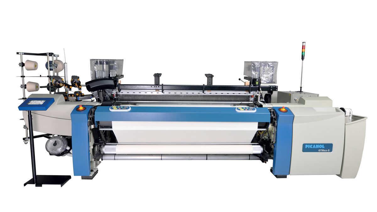 Picanol iki yeni rapier dokuma makinesini ITMA Asia'da tanıtacak
