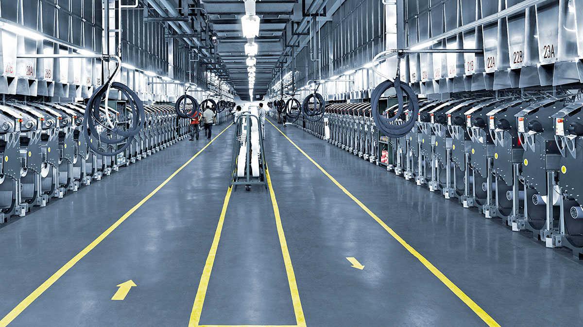 Alman makineciler ITMA Asia fuarında ziyaretçilerle buluşacak