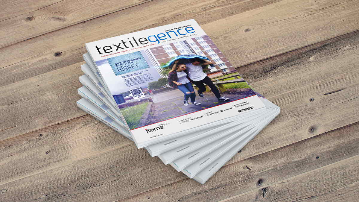 Summer livens up with Textilegence July August 2021 issue