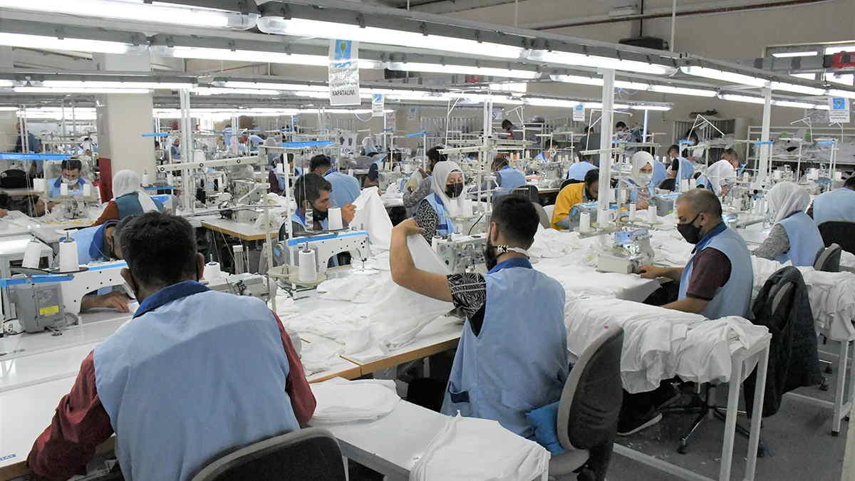 Yeşim Tekstil Ağrı ilinde yatırımlarını sürdürüyor